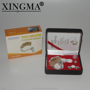 Cheapest BTE rechargeable hearing aid/China hearing aids for sale (909F)