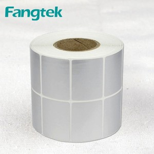 Factory Price PET/PVC/PE/PP Roll Sticker label for barcode