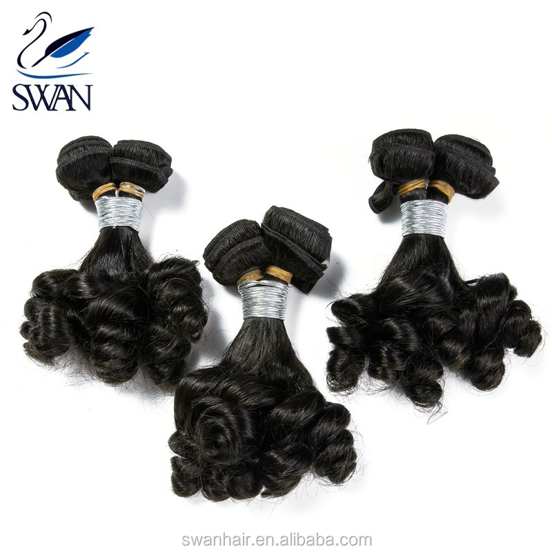 Wholesale Virgin Brazilian Hair Weave Aunty Funmi Hair Original Brazilian Human Hair extenion