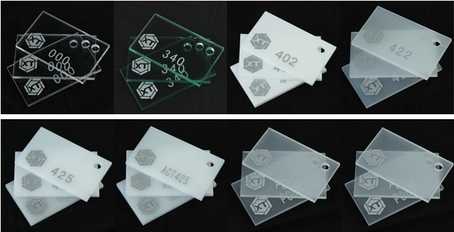 Sgs For Laser Cut Material Cast Clear Plexiglass Sheets