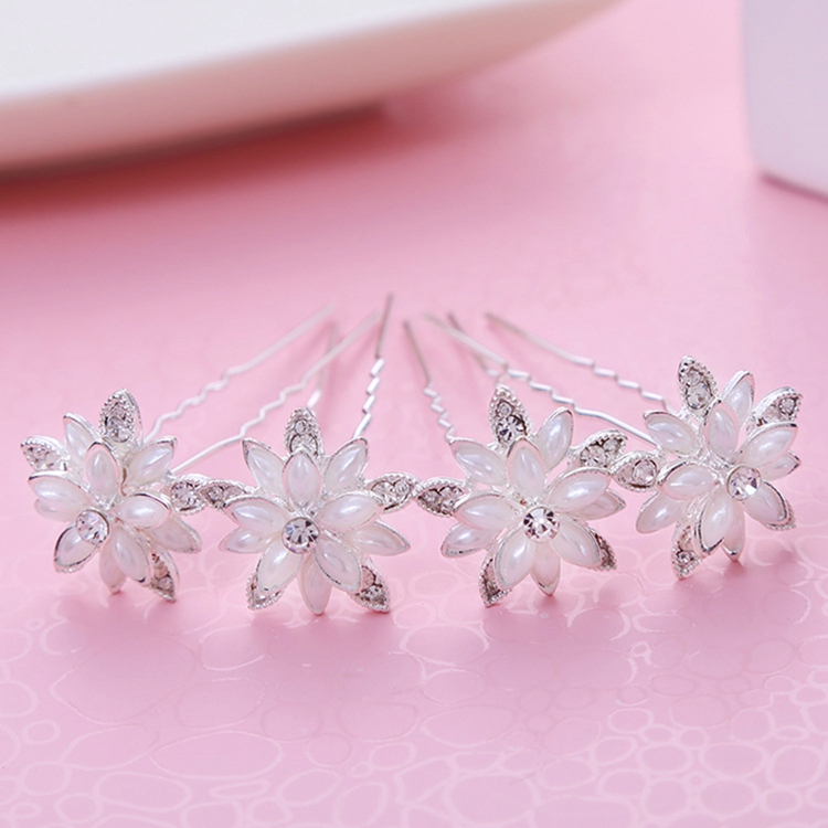 MSYO brand high quality wedding hair accessories daily collocation hairpin jewelry