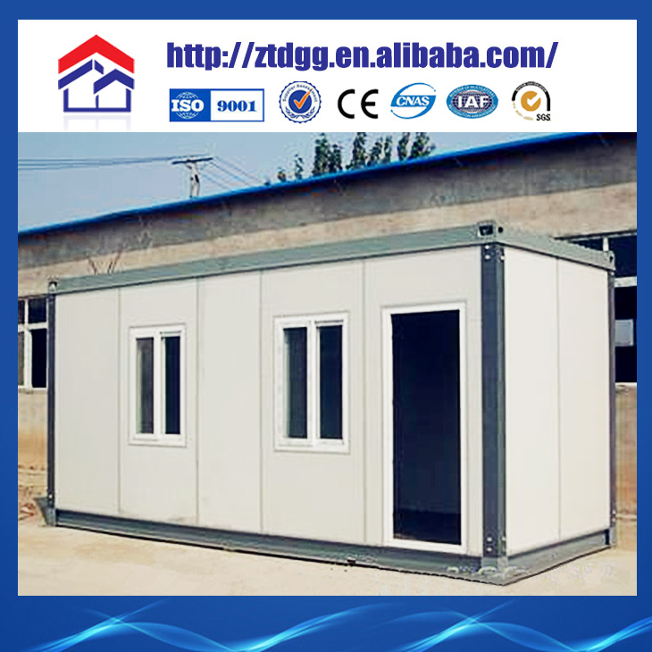 foldable container house modern