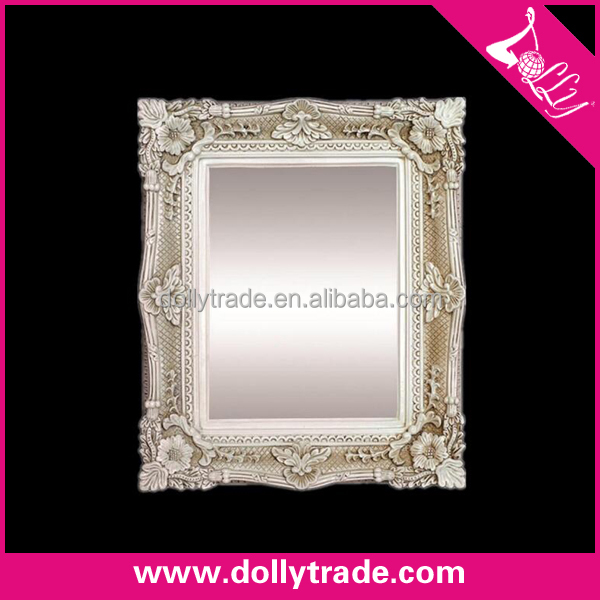 49*59cm Vintage Antique Resin Picture Photo Frame for Oil Painting
