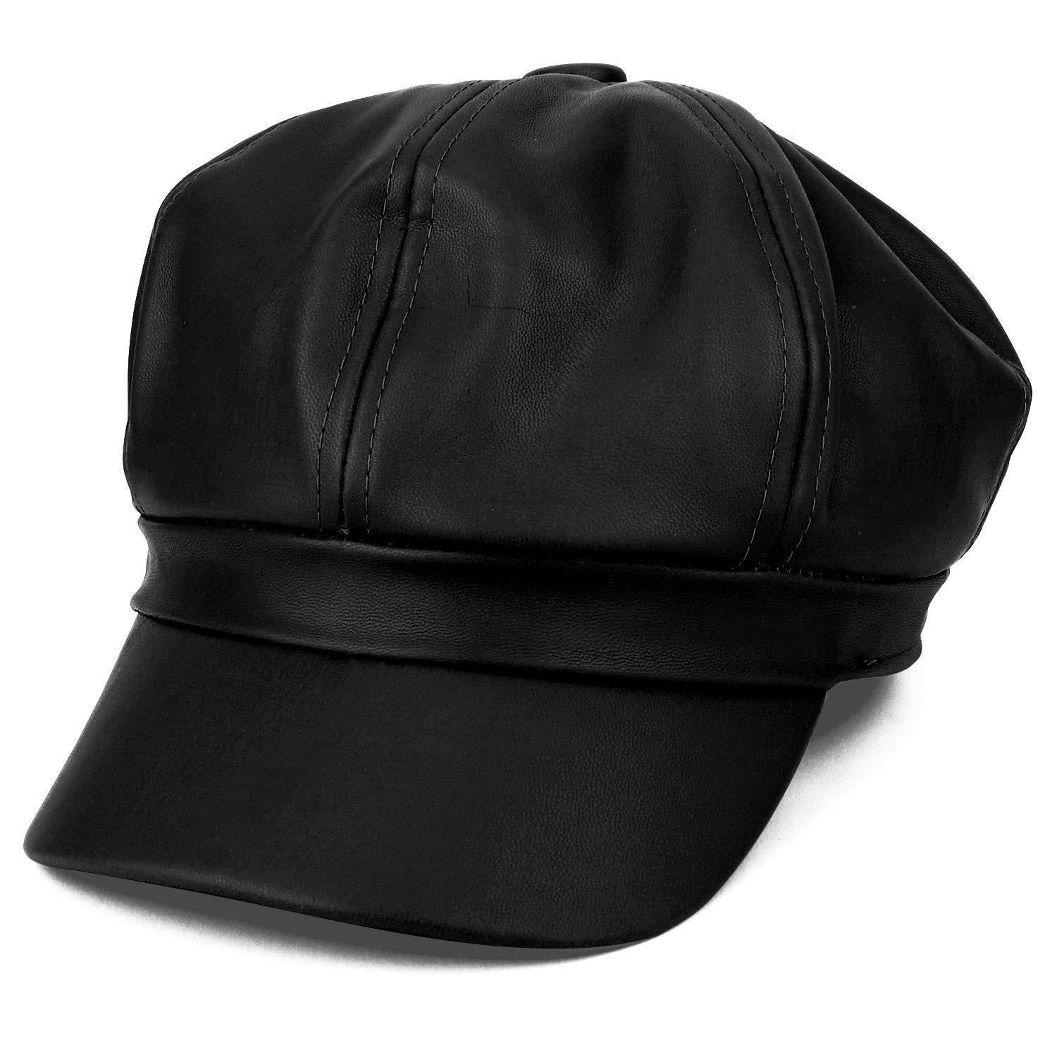 Cheap Newsboy Cap Leather, find Newsboy Cap Leather deals on line at
