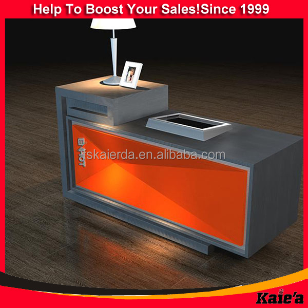 High End Modern Shop Cash Counter Table Design And Shop Counter ...