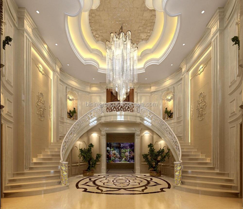 maison de luxe interieur escalier ventana blog. Black Bedroom Furniture Sets. Home Design Ideas
