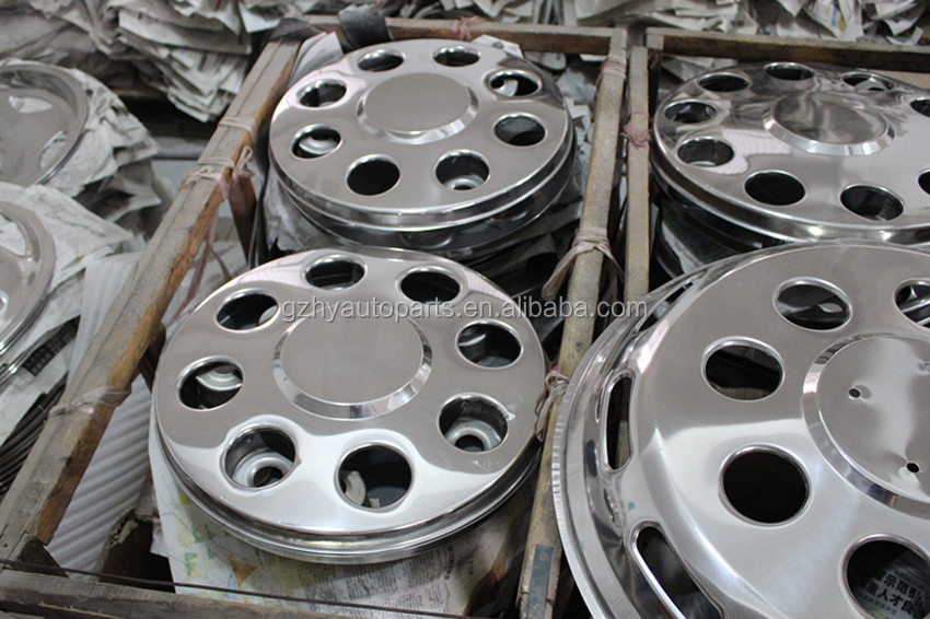 17 5 Inch 304 Stainless Steel Wheel Cover Buy 17 5 Inch