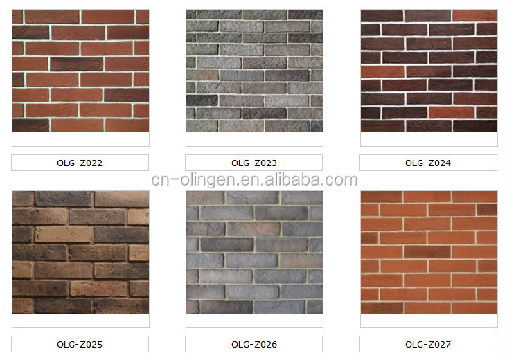 Cement Building Wall Brick Cladding For Decor Buy Cement