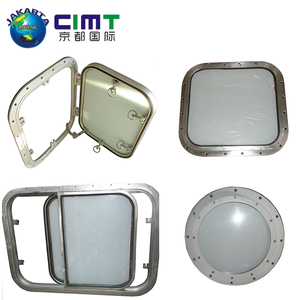 Chinese supplier marine hardware equipment ship steel weld aluminum windows boat for sale