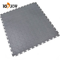 Multipurpose pvc garage floor Plastic Interlocking Garage Floor Tiles