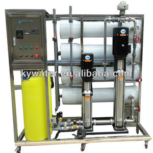 4000 L/H eco-friendly gray water treatment system/reverse osmosis purifier water treatment
