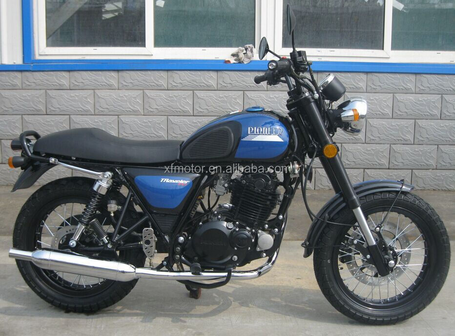 Eec 250cc New Retro Motorcycle Buy New Retro Motorcycle