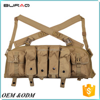 Government Issue Security Modular Multipockets Tactical Vest