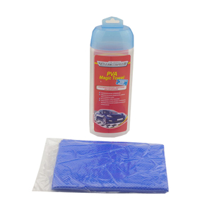 Huge absorbent cloth PVA magic chamois,PVA cooling towel