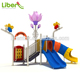 Wenzhou Manufacture Hot Sell Cheap Kids Plastic Playground Slides,used playground equipment for sale LE.NA.001