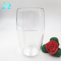 Customize Plastic Beer Cup Polycarbonate Beer Glass