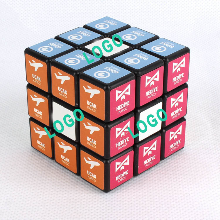 Cheap Custom quality puzzle toy christmas gift magic cube