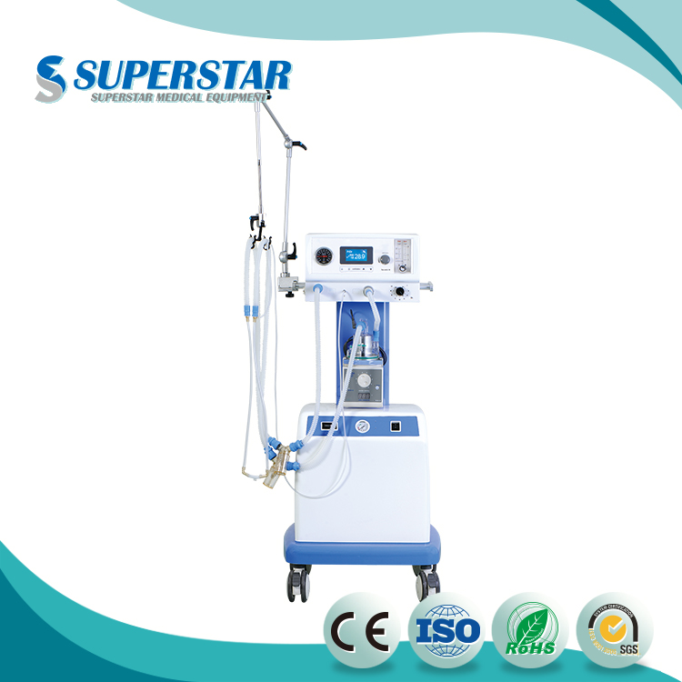 Portable Anesthesia medical ventilator price with best price