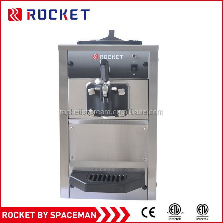 Well-Designed Smoothie convenient stores commercial ice cream machine
