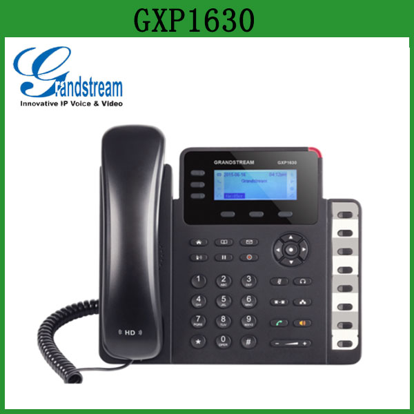 Low Cost Voip PoE Phone Grandstream GXP1630 Business Office Ip Phone