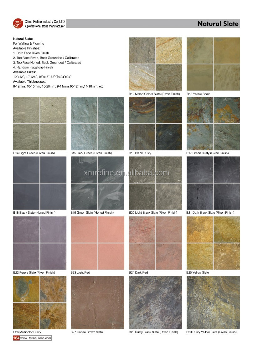 Outdoor light yellow slate panel riven finishslate stone tile for outdoor light yellow slate panel riven finishslate stone tile for flooring and wall dailygadgetfo Image collections