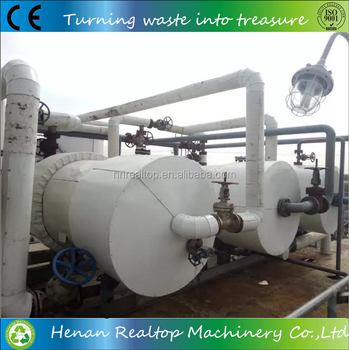 Professional manufacturer used motor oil recycling plant for Waste motor oil to diesel