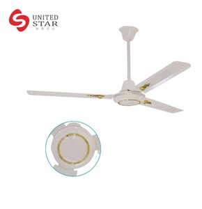 "56"" 12V battery brushless motor solar dc ceiling fan"