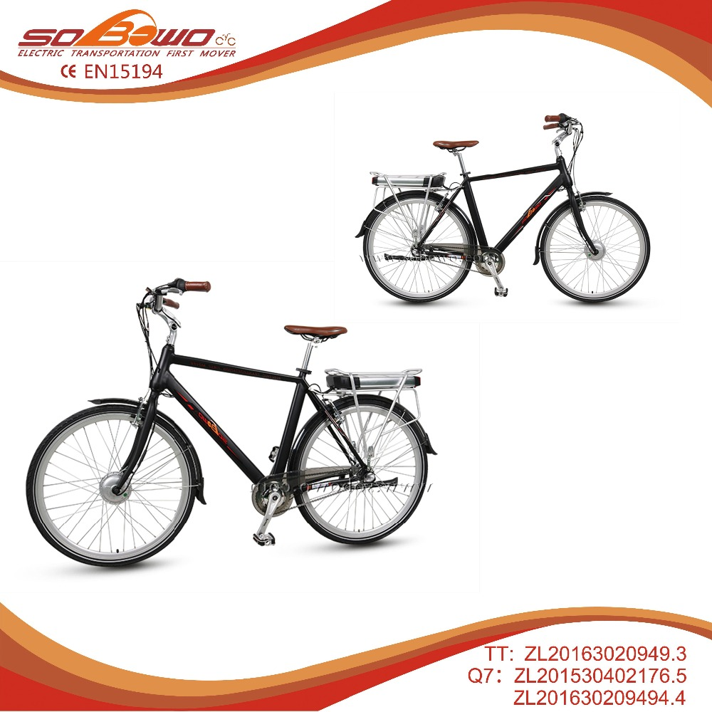 no traffic electric cruiser e bike front drive without sweaty clothes