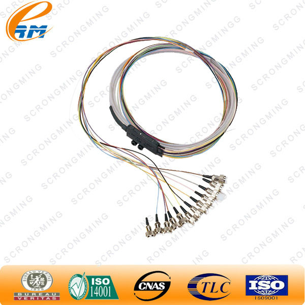 FTTH Fiber Optic FC/UPC APC Pigtail