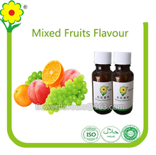 Factory outlets: Mixed Fruits Flavours Used in Fermented Soybean Milk(can provide the formulas)