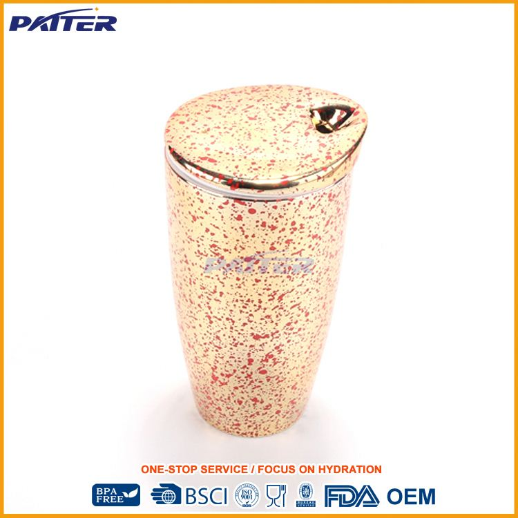 Latest style factory supply indian mud clay tea cup eco friendly mud cup