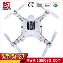 China toys wholesale in chenghai cheerson cx-20 cx20 auto-pathfinder fpv quadcopter