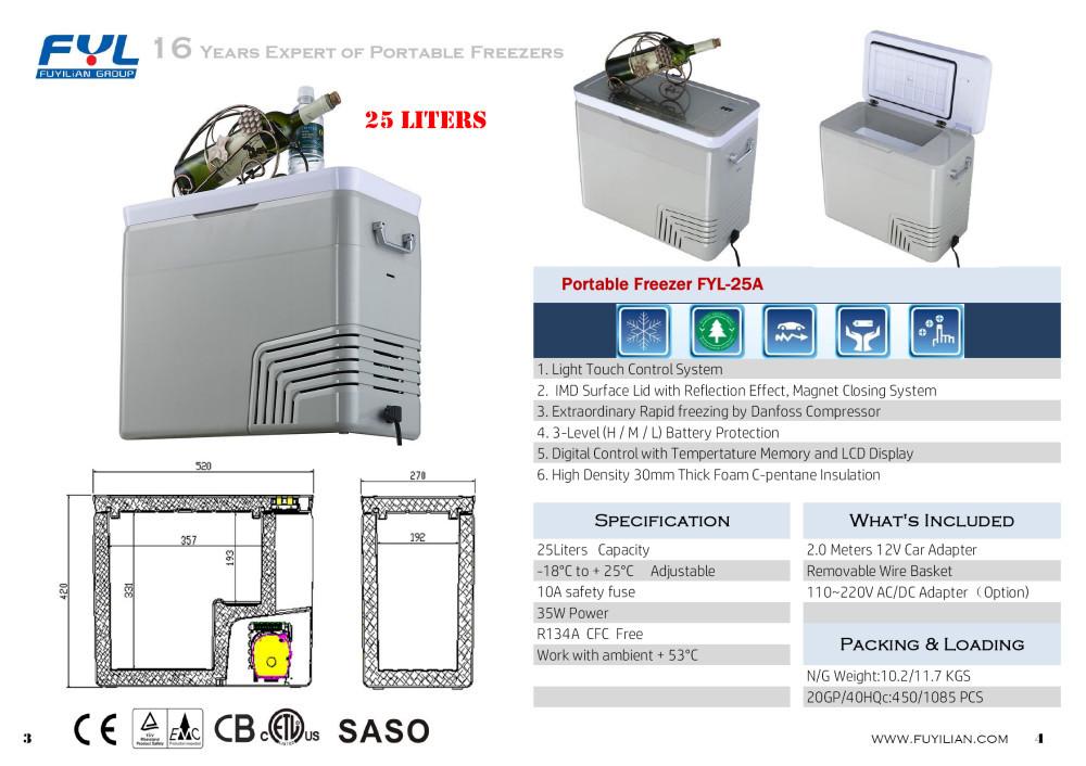 Catalogue - FYL-25A