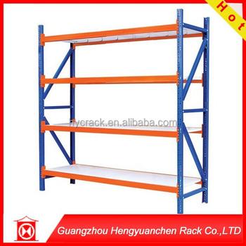 Elegant Vertical Sheet Metal Storage Racks/Light Duty Rack
