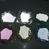 wholesale high light reflective luminous micro glass beads pigment powder / light reflecting beads