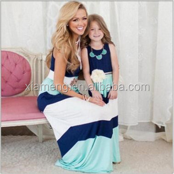 bc3477977aaf1 2016 Summer Hotsale Mother Daughter Matching Clothing Long Wedding Dress  With Petal - Buy Mother Daughter Matching Clothing,Mother Daughter Matching  ...