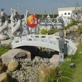 Small Stone Garden Bridge For Sale