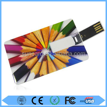 Custom design bulk 2gb card usb flash with low price