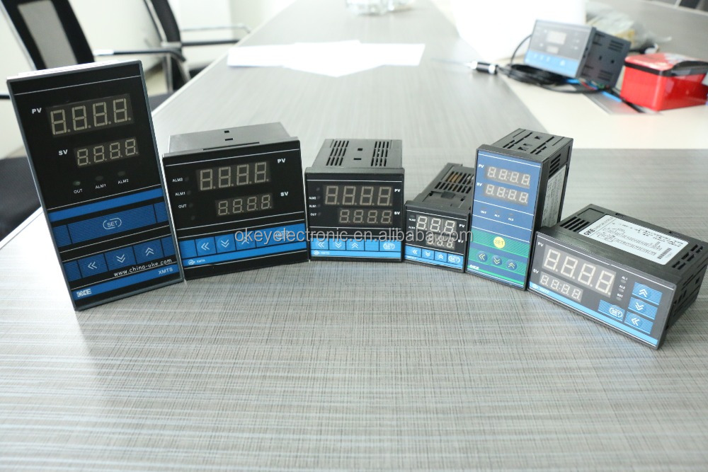 Custom-made industrial usage temperature controller instrument from China
