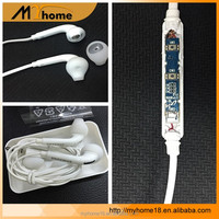 100% Original headphone genuine earphone headset for Samsung earphone S6 S7 note5 in ear headphone with original retail box