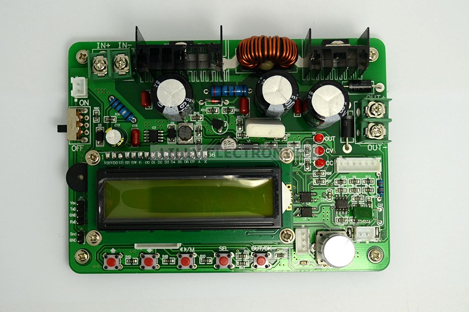 Cheap Programmable Dc Power Supply Circuit Find 5v 3a Regulator Switchingregulatorcircuit Powersupplycircuit Get Quotations Q Baihe Zxy6005s 300w Digital Controlled Regulated Module