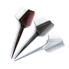 Beauty Hairdressing Hair Dyeing Color Mixing Comb Brush Tint Tools Double sided comb brush