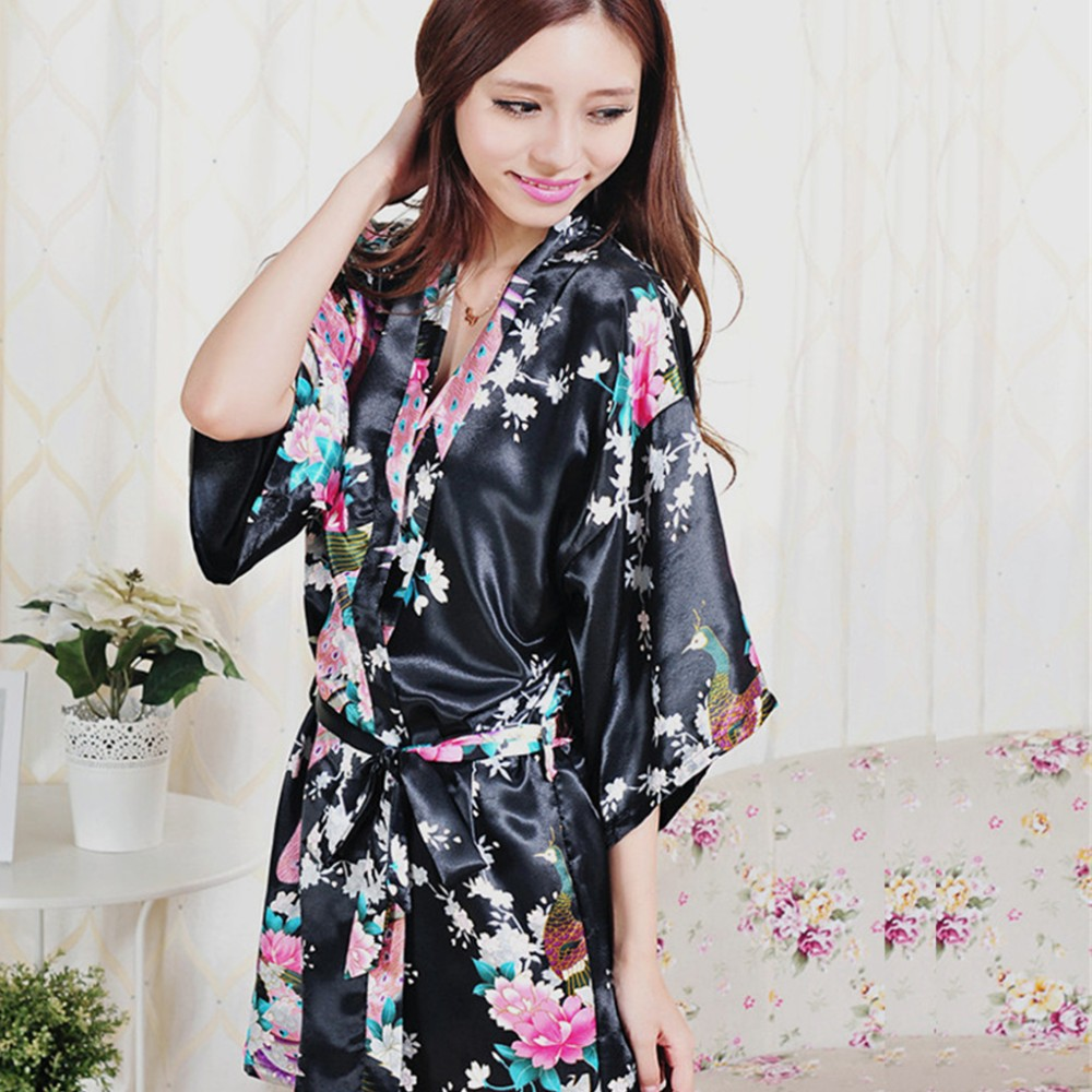 Asian kimono robe idea