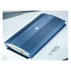 Planet Audio PA4002, 2-Channel Mosfet Amplifier