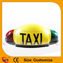 HT -10 Manufacturer taxi neon sign
