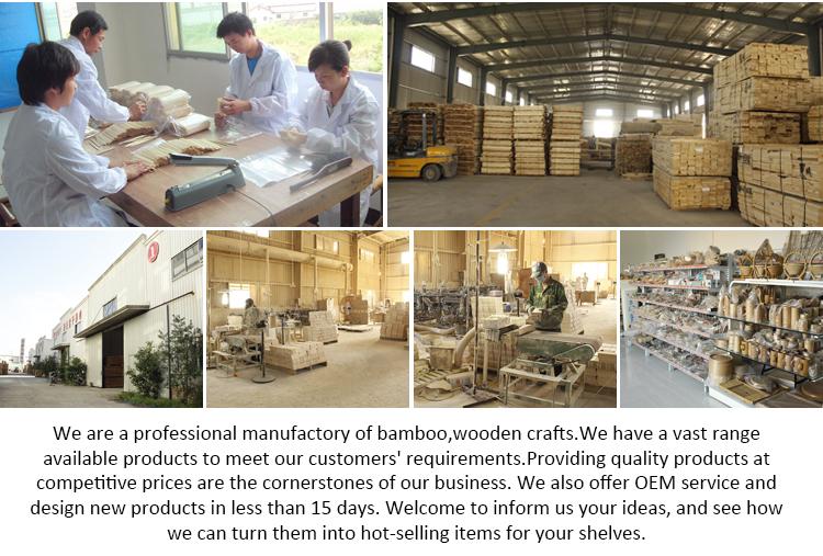artesanatos de bambu