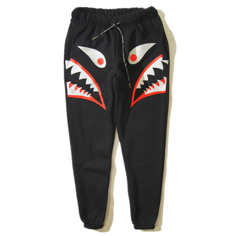 49466d5e Get Quotations · Bape Pants Harem Pants Men Casual Loose Bape Sweatpants Men'S  Outdoor Sports Joggers Bape Trousers Hip