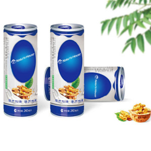 Walnut peanut juice drink 240ml in can