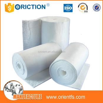 Hochtemperaturisolierung 1260 Keramikfasermatte - Buy Product on ...