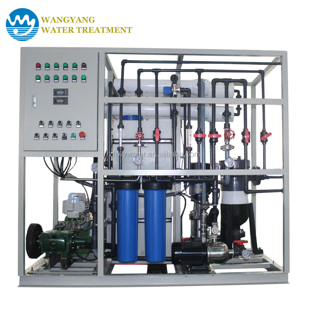 10T/D Gold supplier commercial ro water purifier WY-FSHB -10 reverse osmosis water purification